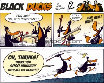 Black Ducks Comics episode 27