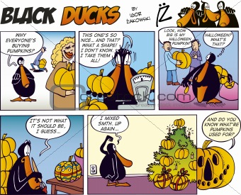 Black Ducks Comics episode 28