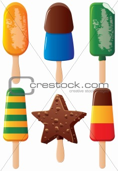 popsicles