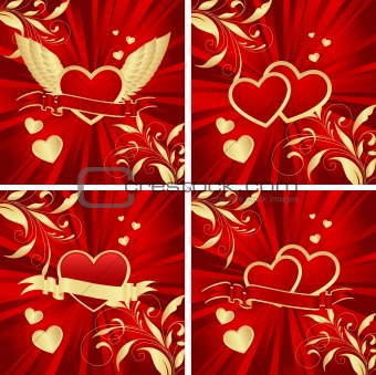 Valentine's backgrounds