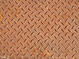 A metal texture