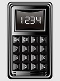 abstract calculator