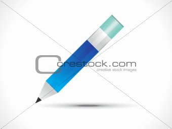abstract pencil icon