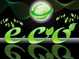 green eco background