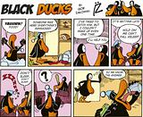 Black Ducks Comics episode 32