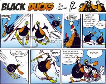 Black Ducks Comics episode 35