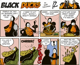 Black Ducks Comics episode 37