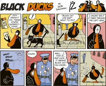 Black Ducks Comics episode 38