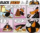 Black Ducks Comics episode 40