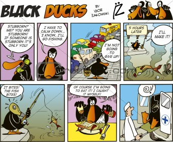 Black Ducks Comics episode 48