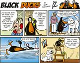 Black Ducks Comics episode 50