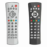 isolated remote controls