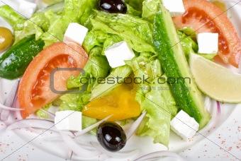 Greece salad