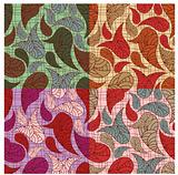 seamless paisley backgrounds