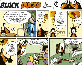 Black Ducks Comics episode 53
