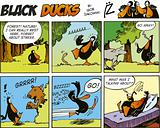 Black Ducks Comics episode 58