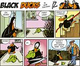 Black Ducks Comics episode 61
