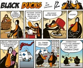 Black Ducks Comics episode 65