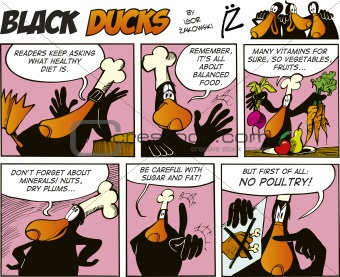 Black Ducks Comics episode 66