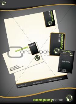 Corporate business template