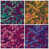 Kaleidoscopic Camouflage