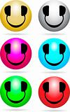 Smiley DJ Neon