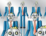 Corporate Robots
