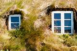 Two typical windows - Iceland