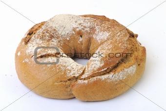 bread food isolated