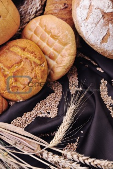 fresh bread and wheat  food group