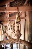 Buddhist mythical figure of Naga