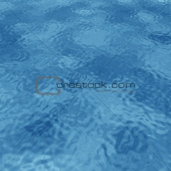 Abstract   blue  background - vector