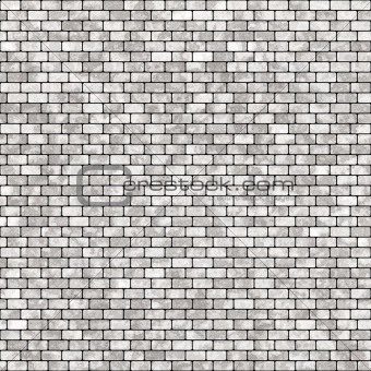 Gray artistic tile