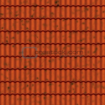 Bright roof tiles