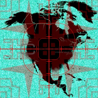 North America in danger