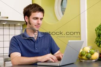 Online in the Kitchen