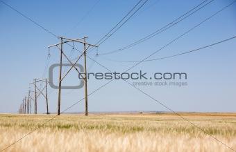 Prairie Power Line