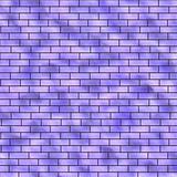 Clean blue tiles