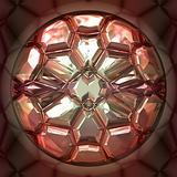 Pink precious stone