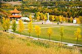 Chinese Garden Edmonton, Alberta