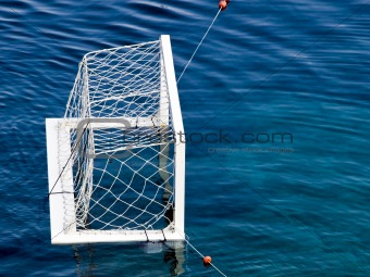 Water-polo goal