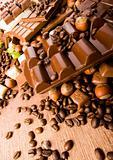 Chocolate & Nuts & Coffee