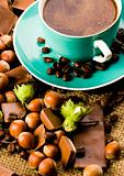 Chocolate & Nuts & Coffee