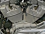 sport Motorbike engine block
