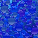 Blue Bubble Mania