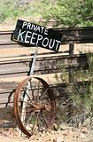 Keep Out Ranch