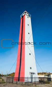 classic lighthouse