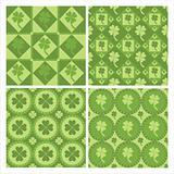cute clover patterns