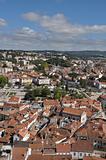 Leiria cityscape