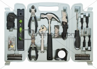 Tooling set for the home master